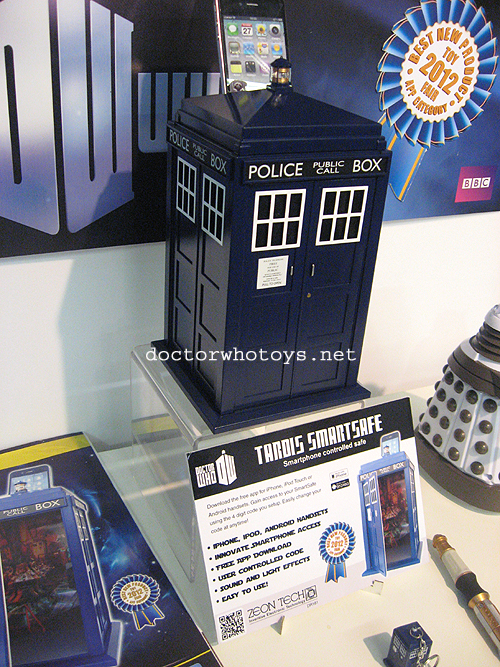 Zeon Tardis Smart Safe
