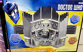 Tardis Time Zone Playset