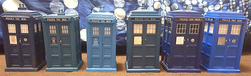 Flight Control Tardis Comparison