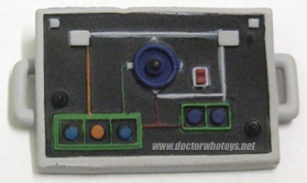 The Fourth Doctor Tardis Control Panel