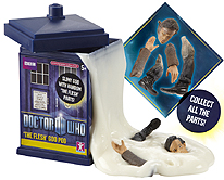 Tardis The Flesh Goo Pod