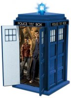 2007 Martha Jones version of Tardis Talking Money Bank