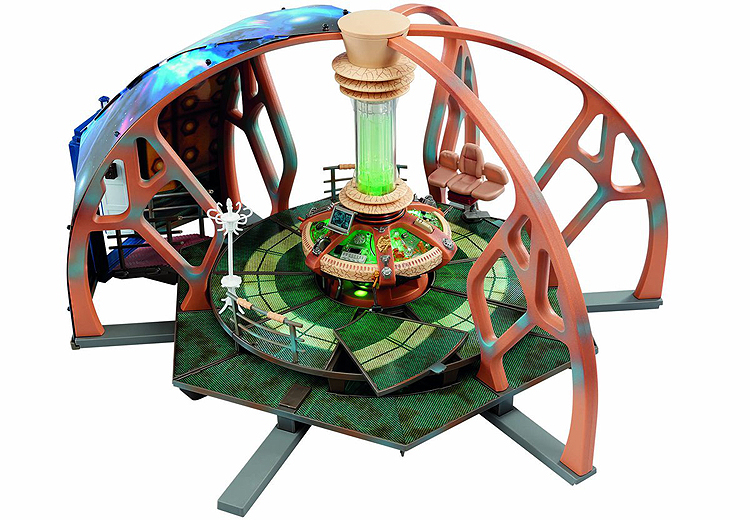 Tardis Playset 2016 USA Re-release