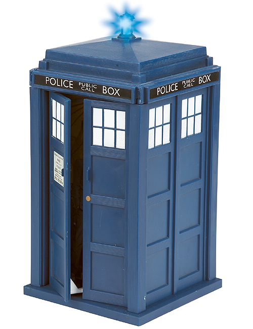 Tardis Talking Money Box