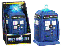Underground Toys Tardis Plush Doctor Who