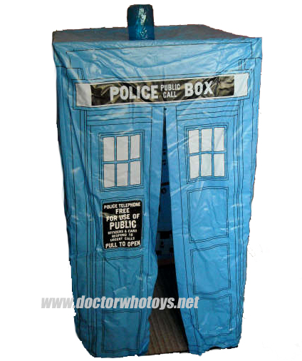 Tardis Tent - Thanks Ian O ...  sc 1 st  Doctor Who Toys & Doctor Who Toy History