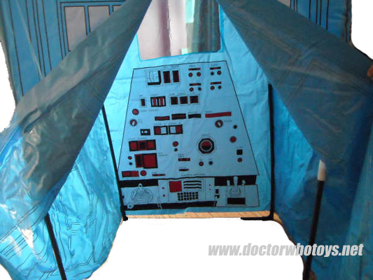 ... Tardis Tent - Thanks Ian O ... & Doctor Who Toy History