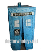 Tardis Tent - Thanks Ian O