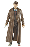 3.75 Inch Tenth Doctor Long Coat Figure
