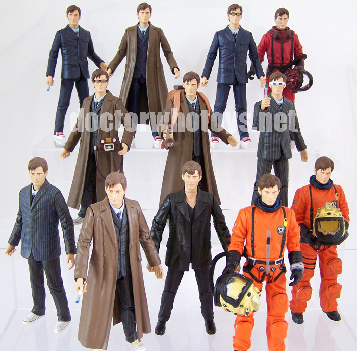 Doctor Who  Action Figures - Tenth Doctor