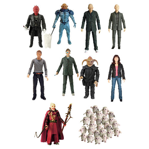 Tesco Doctor Who Set