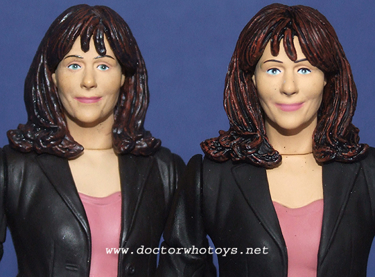 Tesco Doctor Who Series 2 Set Sarah Jane Smith