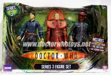 Tesco Series 3 Figure Set