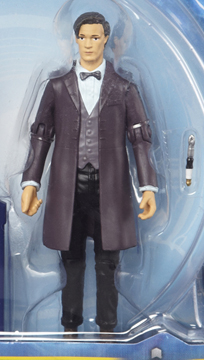 Series 7 The Standard Release Eleventh Doctor Figure (Light Purple Waistcoat and Tie)