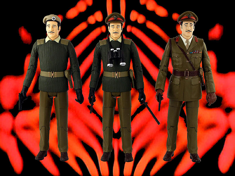 The Three Brigadiers