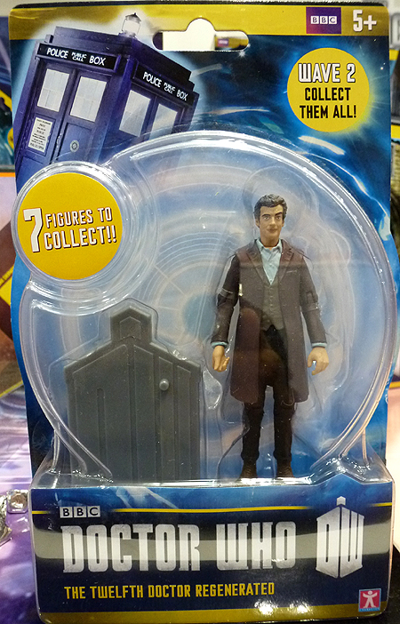 Series 8 Doctor Who NEW 12th Doctor Figure THE TWELFTH DR