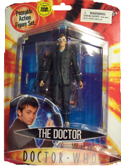 The Doctor in 3D Glasses US Packaging - Thanks TayS