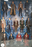 Thirteen Doctors Set