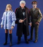 Three Doctors Collectors Set