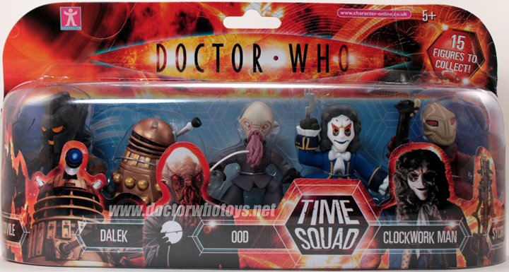 Time Squad 5 Pack