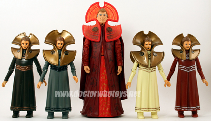 Dapol & Character Time Lords