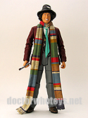 The Fourth Doctor Tom Baker - Denys Fisher, Product Enterprise, Dapol & Character Options