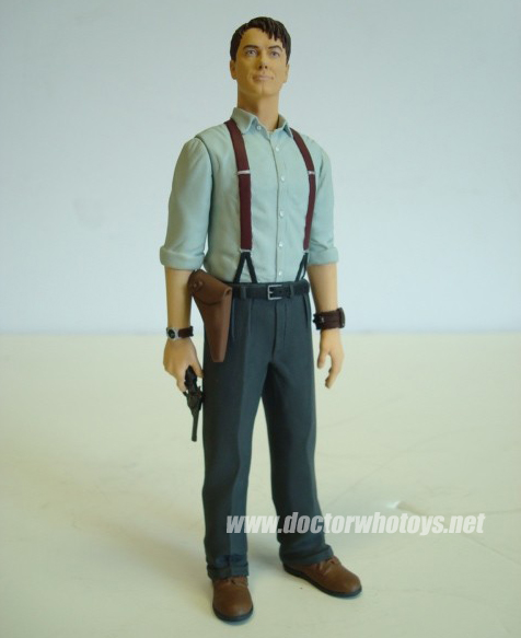 Torchwood Figures - Captain Jack