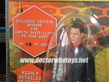 Torchwood Exclusive 1000 piece Action Figure - Gareth David Lloyd on Tour 2009 (Thanks Lewis)