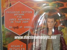 Torchwood Exclusive 1000 piece Action Figure - James Masters on Tour 2009 (Thanks Lewis)