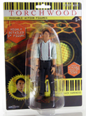 Wave 1 Torchwood Action Figures - Captain Jack Harkness
