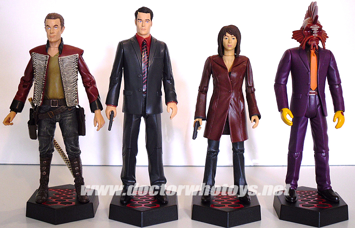 Torchwood Action Figures Wave 2