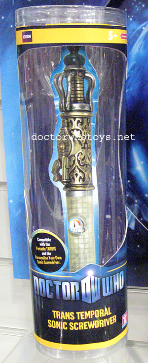 Trans Temporal Sonic Screwdriver