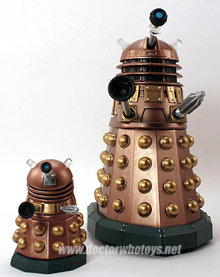 Time Squad & Doctor Who Action Figure Dalek