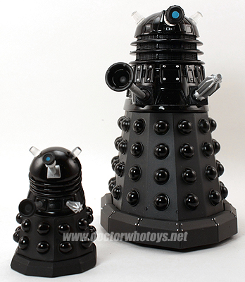 Time Squad & Doctor Who Action Figure Dalek Sec