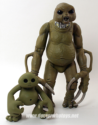 Time Squad & Doctor Who Action Figure Slitheen