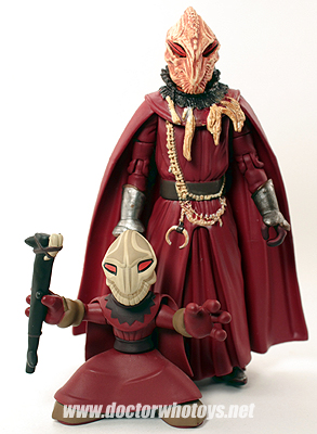 Time Squad & Doctor Who Action Figure Sycorax