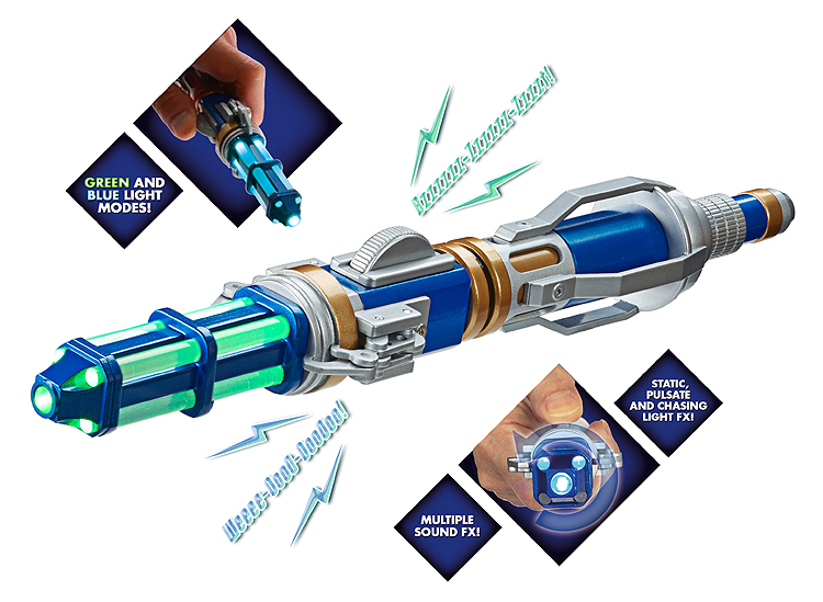 Twelfth Doctor's Second Sonic Screwdriver