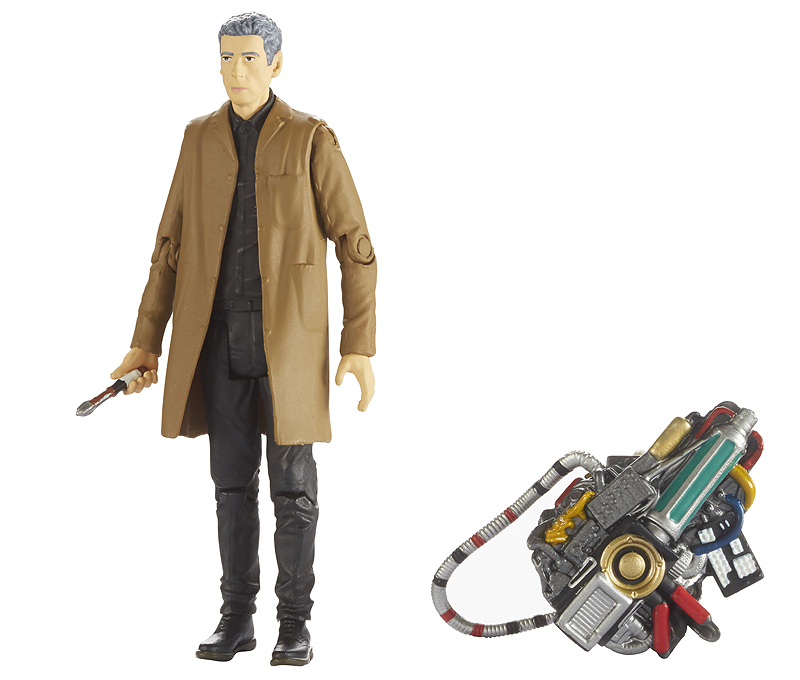 12th Doctor Caretaker