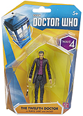 12th Doctor in Purple Shirt and Jacket Pack