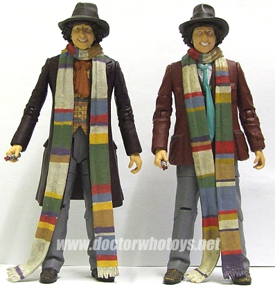 The Fourth Doctor & The Fourth Doctor Pyramids of Mars
