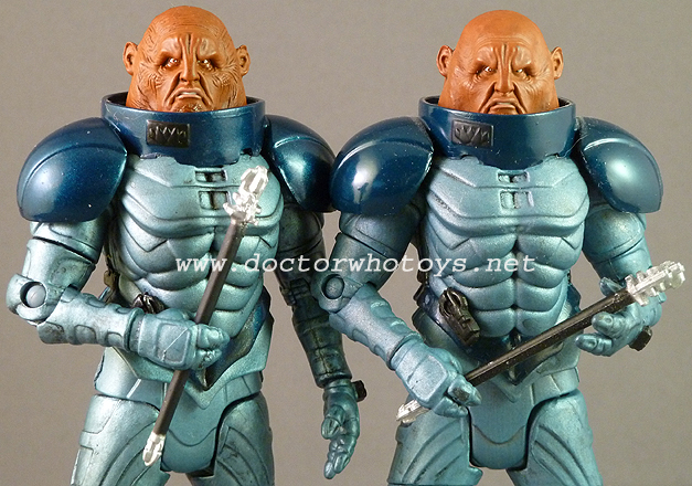 Series 4 & Underhenge Six Figure Set General Staal