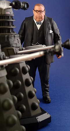 Victory of the Daleks Set