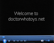 Welcome to doctorwhotoys.net