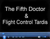 The Fifth Doctor - Thanks Eugene