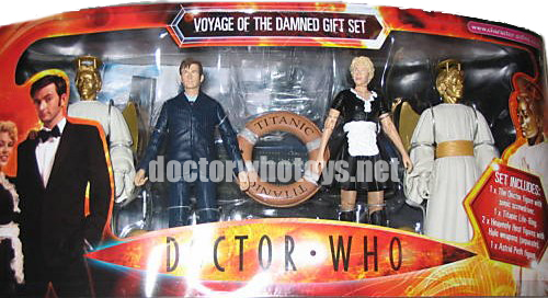 Doctor Who The Voyage of the Damned Gift Set