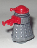 War of the Daleks by Denys Fisher