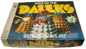 Denys Fisher War of the Daleks - Thanks Rob