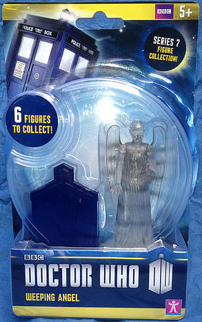 Weeping Angel Looped Screaming Face Series 7 Action Figure