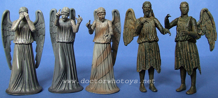 Weeping Angel Comparison