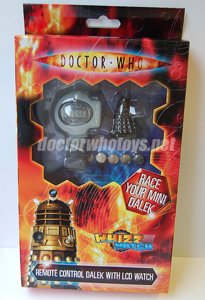 Wesco Dalek Whizz Watch